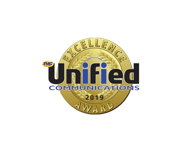 2019 TMC Unified Communication Excellence