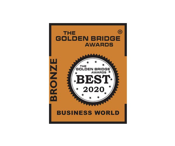 2020 Golden Bridge Awards