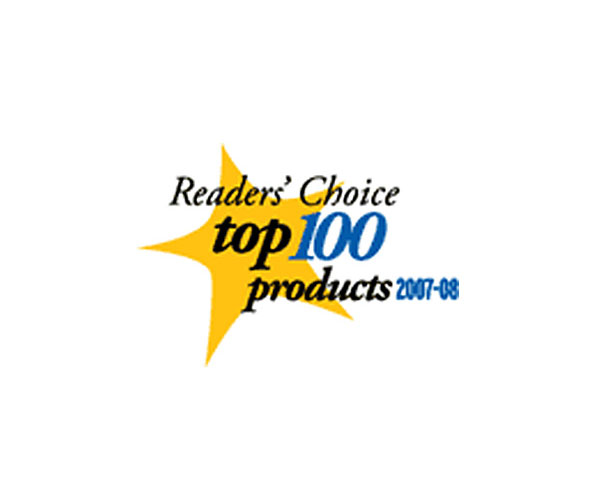 District Administration Magazine, Top 100 Products of 2007-2008