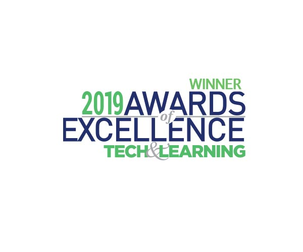 Tech & Learning 2019 Awards of Excellence