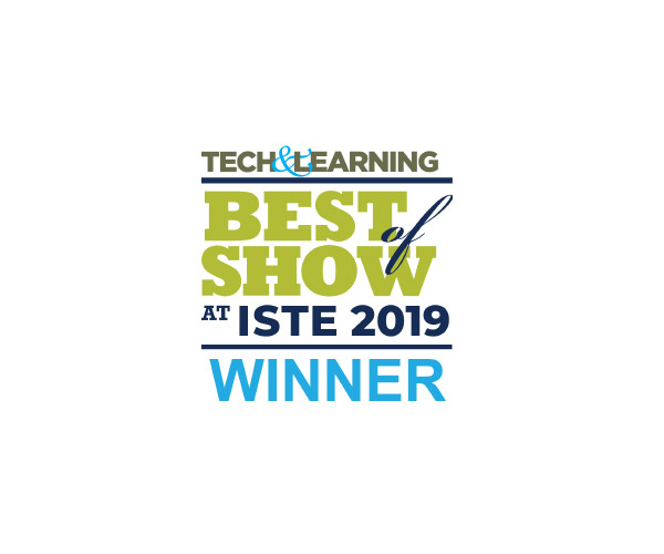 Best Of Show at ISTE 2019