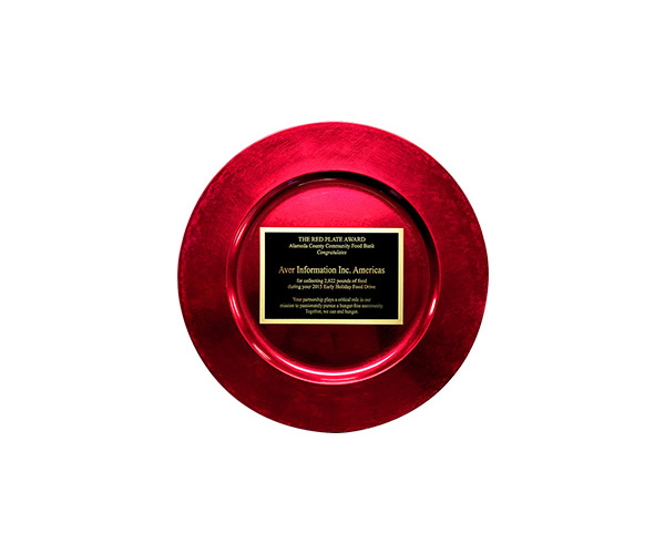 The Red Plate Award