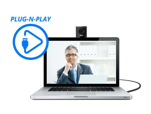 Easy plug-and-play, any app