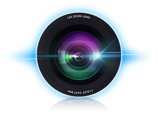 12X Optical Zoom with PTZ